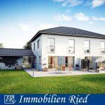 Erfüllen Sie sich Ihren Traum in Ziegelgold: Neubau einer Doppelhaushälfte in Westerham