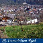Hanggrundstück mit atemberaubenden Blick über Mittenwald und auf den Karwendel