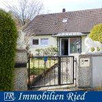 Gutes Potential und Möglichkeiten! Einfamilienhaus mit schönen Grund in ruhiger Lage in Paunzhausen!