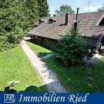 Großes Grundstück mit Altbestand auch zur Neubebauung in Prien am Chiemsee