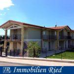Wunderschöne 3-Zimmer Wohnung mit eigenem Garten, sehr ruhig gelegen in San Zeno am Gardasee
