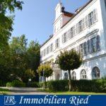 Traumhafte, renovierte 4-Zi.-Luxus-Wohnung mit Deckenmalereien in zauberhaftem Schloss nahe München